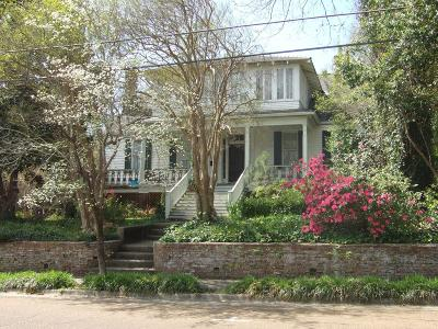 Natchez Single Family Home For Sale: 510 Orleans Street