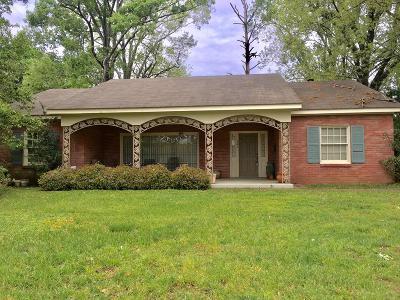 Natchez Single Family Home For Sale: 547 Duncan