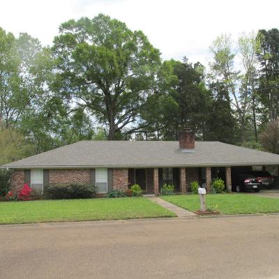 Natchez Single Family Home For Sale: 113 Rollingwood Drive