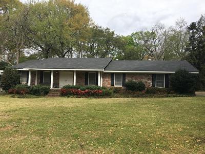 Natchez Single Family Home For Sale: 167 Devereaux Drive