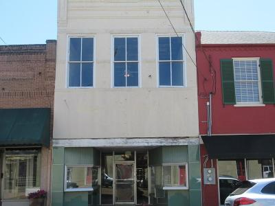 Natchez Commercial For Sale: 105 N Commerce St