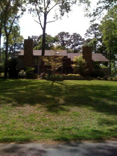 Natchez Single Family Home For Sale: 117 Woodhaven Drive