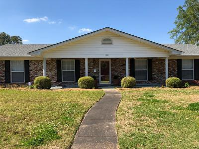 Vidalia Single Family Home For Sale: 600 Elm