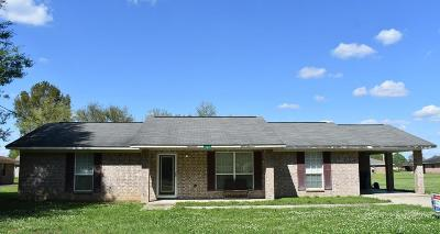 Ferriday Single Family Home For Sale: 107 Canal Street