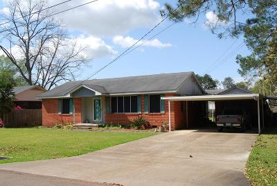 Natchez Single Family Home For Sale: 106 Catalpa Drive