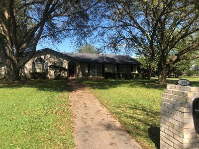 Vidalia Single Family Home For Sale: 1001 Alabama