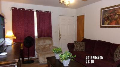 Natchez Single Family Home For Sale: 107 Magnolia