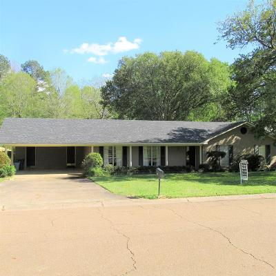 Natchez Single Family Home For Sale: 116 North Temple Road