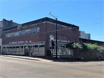 Natchez Commercial For Sale: 122 N Commerce St.