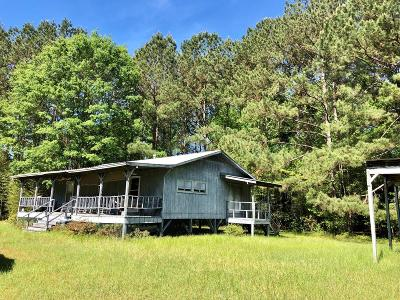 Amite County Single Family Home For Sale: 5996 N Highway 33