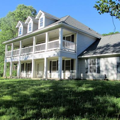 Natchez Single Family Home For Sale: 55 Magnolia Acres Road