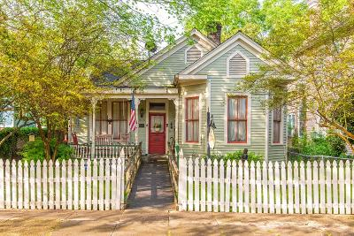 Natchez Single Family Home For Sale: 506 B