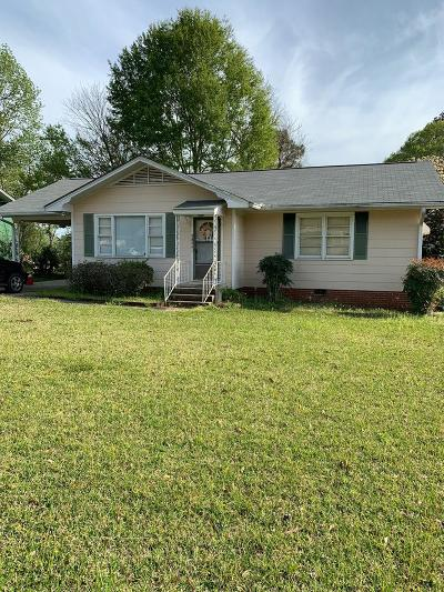 Natchez Single Family Home For Sale: 2151 Second Street