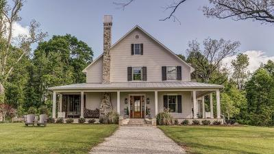 Natchez Single Family Home For Sale: 423 Hutchins Landing Road