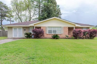 Vidalia Single Family Home For Sale: 406 Cedar St.