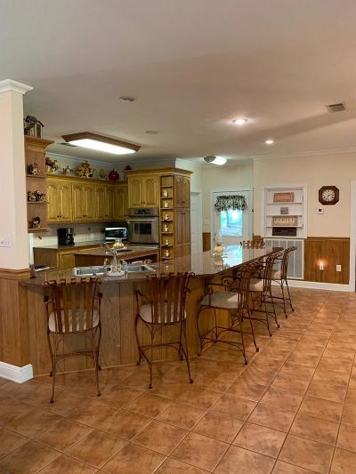 Natchez Single Family Home For Sale: 5 Cumberland