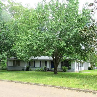 Natchez Single Family Home For Sale: 1701 Merrill Street