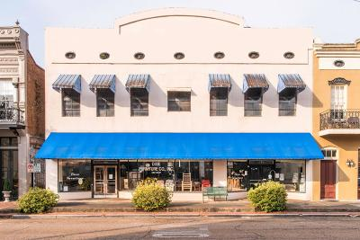 Natchez Commercial For Sale: 522-524 Franklin St
