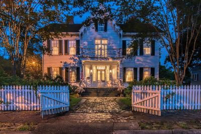 Natchez Single Family Home For Sale: 611 N Union