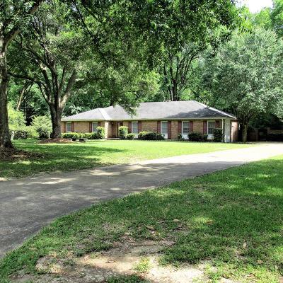 Natchez Single Family Home For Sale: 200 Glenwood Drive