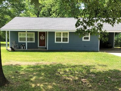 Natchez Single Family Home For Sale: 4 Woodhill Drive