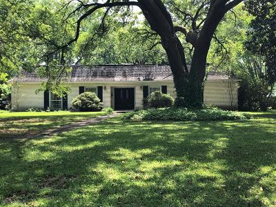 Vidalia Single Family Home For Sale: 709 N Oak