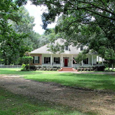 Natchez Single Family Home For Sale: 4 S Waverly Road
