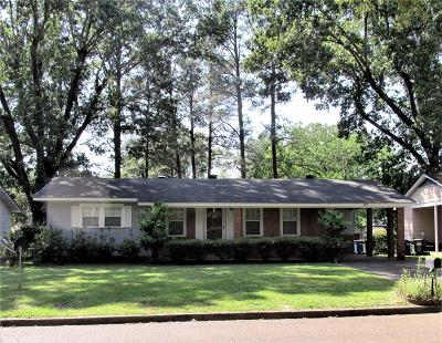 Natchez Single Family Home For Sale: 219 Holly Drive