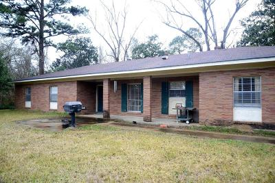 Natchez Single Family Home For Sale: 534 Highway 61 S