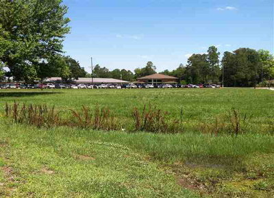 Concordia Parish Commercial Lots & Land For Sale: Lot A Carter Street/Murray Drive