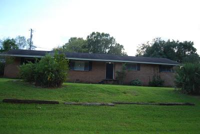 Natchez Single Family Home For Sale: 108 Maple