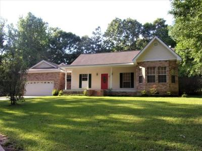 Natchez Single Family Home For Sale: 74 Farr
