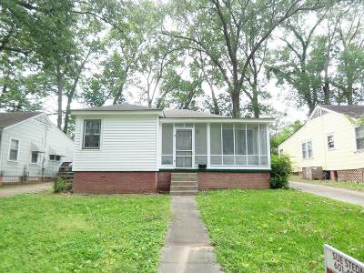Natchez Single Family Home For Sale: 128 Brightwood Avenue