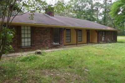 Natchez Single Family Home For Sale: 311 Cranfield