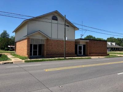 Concordia Parish Commercial For Sale: 204-206 E E Wallace Blvd.