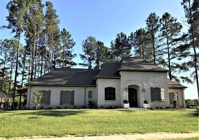 Natchez Single Family Home For Sale: 26 Club Drive