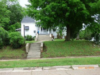 Natchez Single Family Home For Sale: 11 Fourth