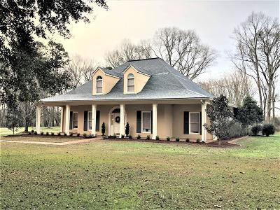 Natchez Single Family Home For Sale: 14 Colony Drive