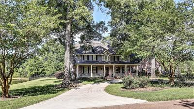 Single Family Home For Sale: 116 Cherrybark Lane