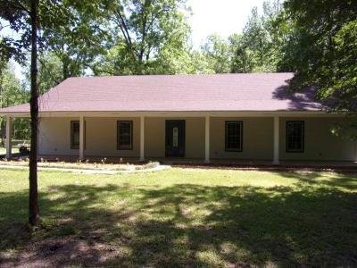 Natchez Single Family Home For Sale: 10 Hawkins