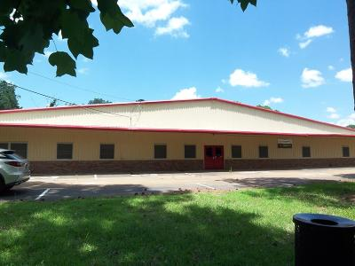 Natchez Commercial For Sale: 1 Mallan G. Morgan Drive
