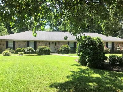 Single Family Home For Sale: 11 Raintree South