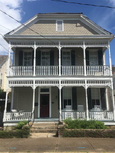 Natchez Single Family Home For Sale: 205 S Union