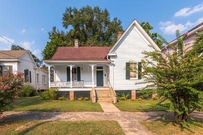 Natchez Single Family Home For Sale: 807 Washington