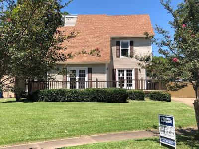 Natchez Single Family Home For Sale: 7 Primrose