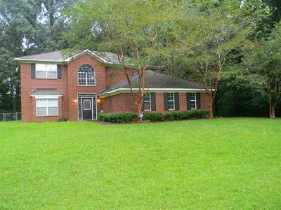 Natchez Single Family Home For Sale: 6 Country Squire Road