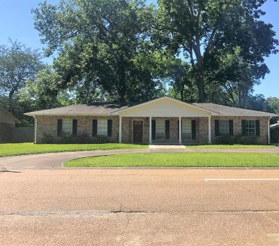 Natchez Single Family Home For Sale: 204 Jefferson Davis Blvd.