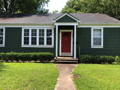 Natchez Single Family Home For Sale: 490 Park Place