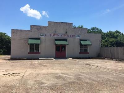 Natchez Commercial For Sale: 531 S Canal Street
