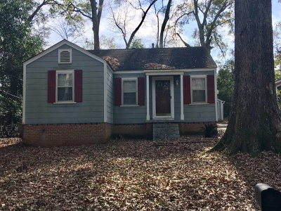 Natchez Single Family Home For Sale: 130 Brightwood